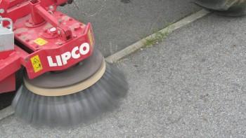 desherbage mécanique par brossage WED LIPCO