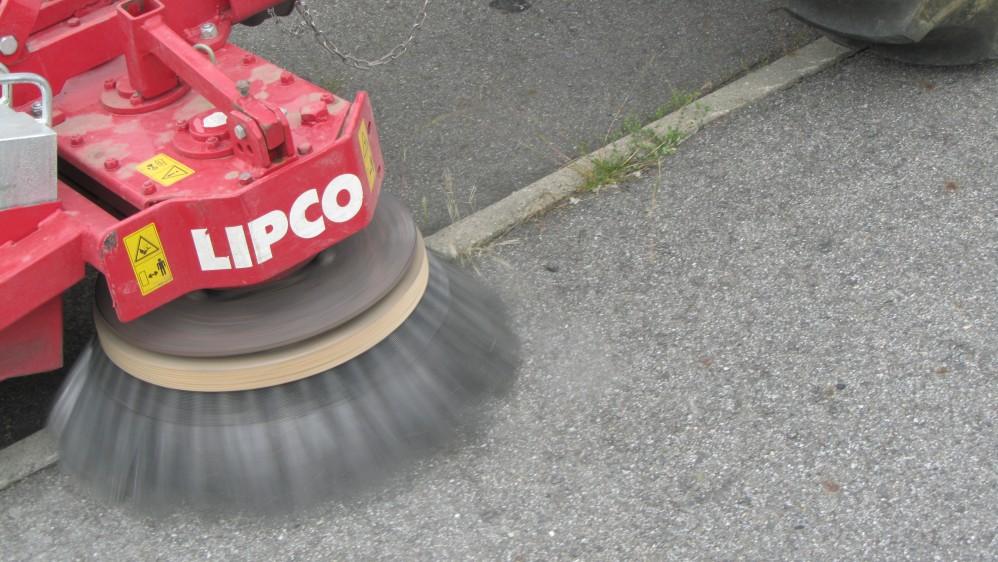 Désherbeur mécanique WED LIPCO